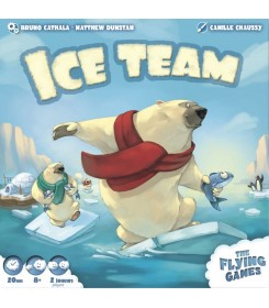 Ice Team board game