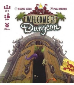 Welcome to the Dungeon card...