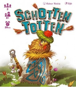 Schotten Totten card game