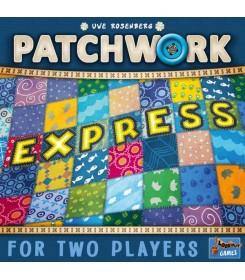 Patchwork Express stalo...