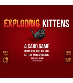 Exploding Kittens Kortų...