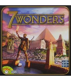7 wonders Card game revised...