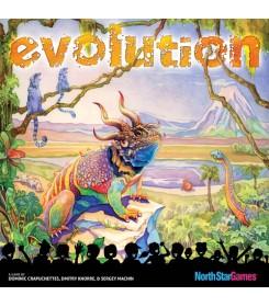 Evolution Stalo žaidimas