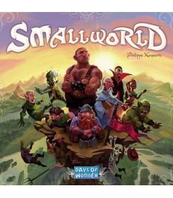 Small World Stalo žaidimas
