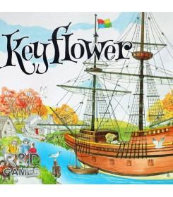 Keyflower Stalo žaidimas