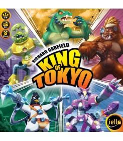 King of Tokyo Stalo žaidimas