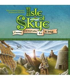Isle of Skye Stalo žaidimas