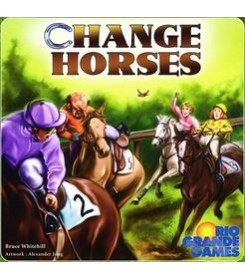 Change Horses Board game