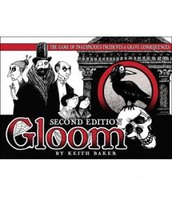 Gloom 2nd ed. Card game