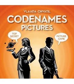Codenames: Pictures Kortų...