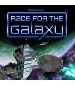 Race for the Galaxy Kortų...