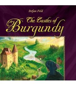 Castles of Burgundy Kortų...