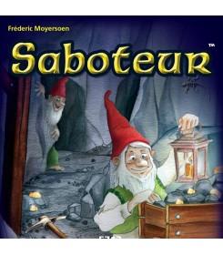 Saboteur Kortų žaidimas