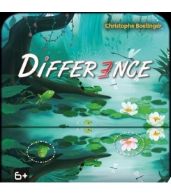 Difference Card game