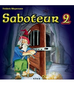Saboteur 2 Card game...