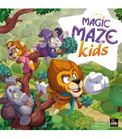 Magic Maze Kids Board game