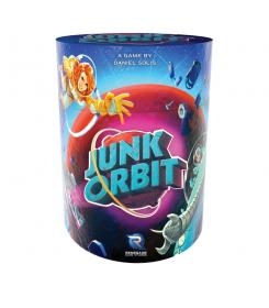Junk Orbit Board game