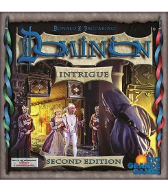 Dominion: Intrigue 2nd. Ed....