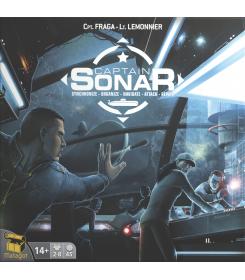 Captain Sonar Stalo žaidimas