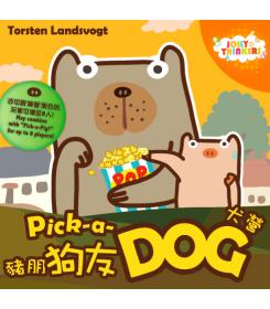 Board game Pick a Dog